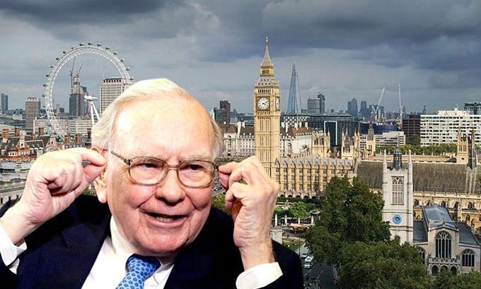 巴菲特对伦敦房产感兴趣吗