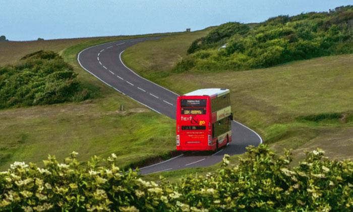 英国的巴士