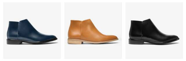 Modern Ankle Boot