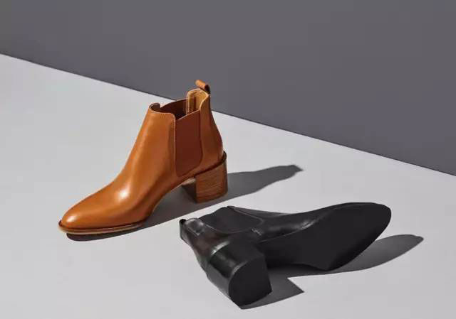 The Heel Boot Everlane 意大利制造