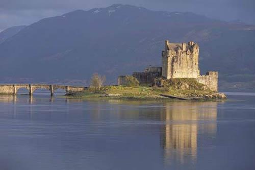 苏格兰古堡