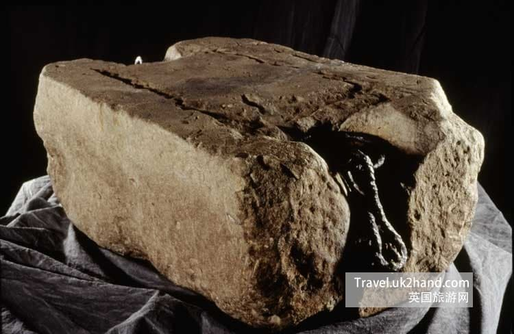 苏格兰王权的象征:斯昆石 斯康石 命运石