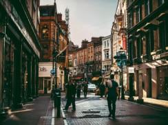 漫游都柏林,就像一场电影