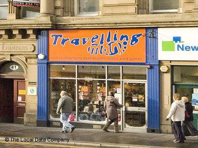 英国旅行者书店