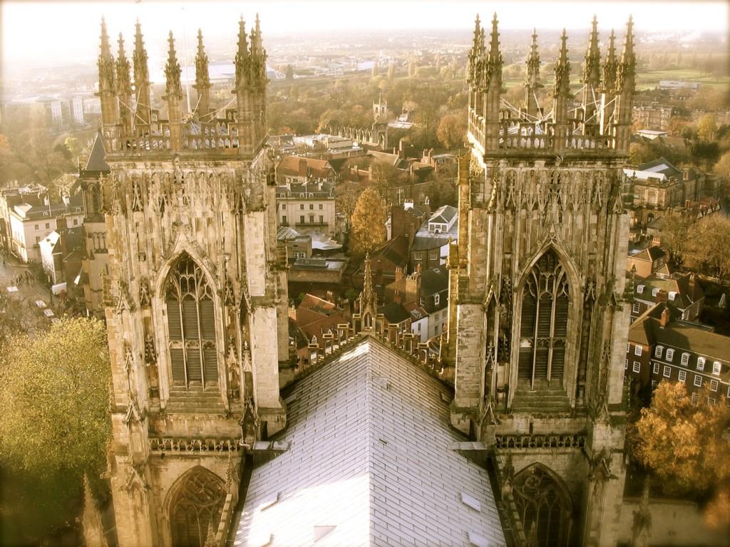 英国约克大教堂