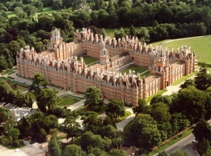 皇家霍洛韦,皇家霍洛韦大学,