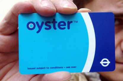 oystercard学生卡