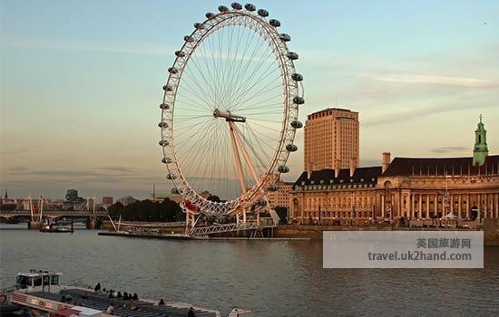 泰晤士河 伦敦