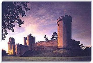 英国华威城堡