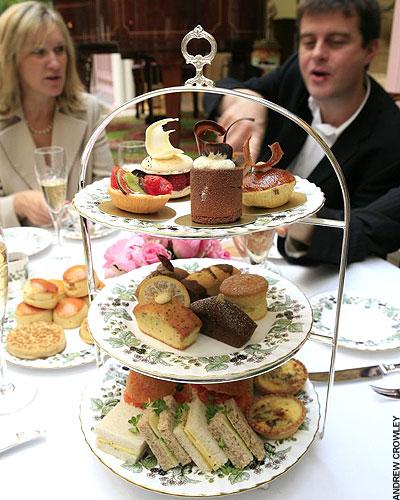 英国下午茶