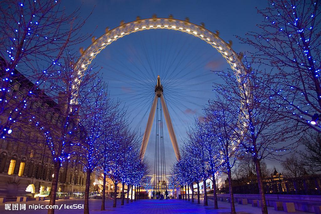 伦敦海德公园
