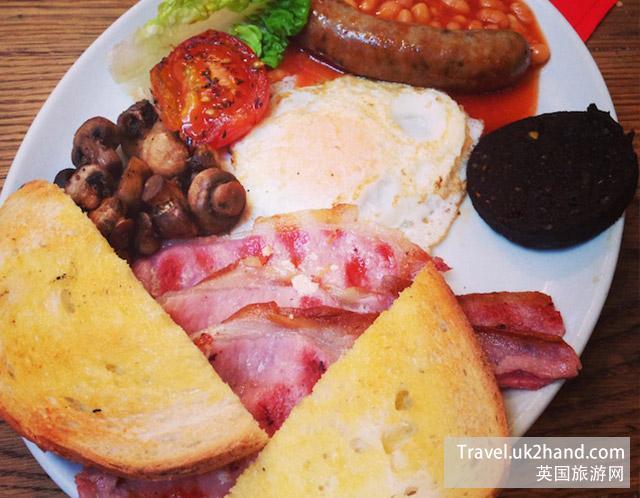 超级美味的英式早餐