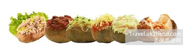 英国烤土豆