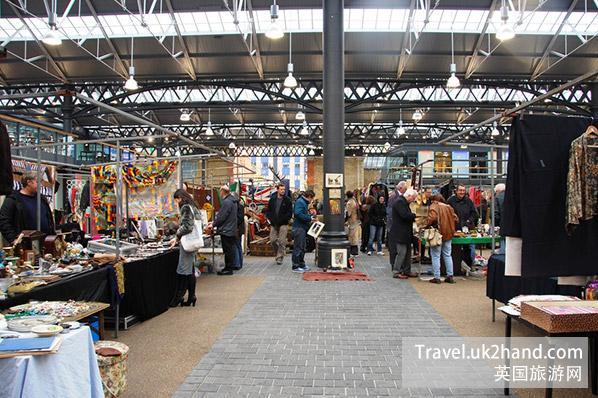 old spitalfields market 旅游
