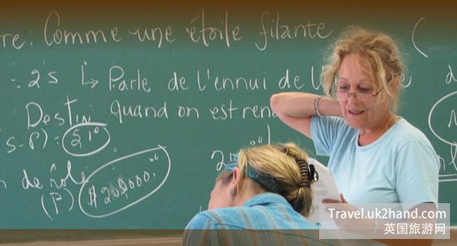 再见了学法语的痛苦时光!