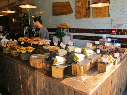 Exmounth 独立咖啡馆