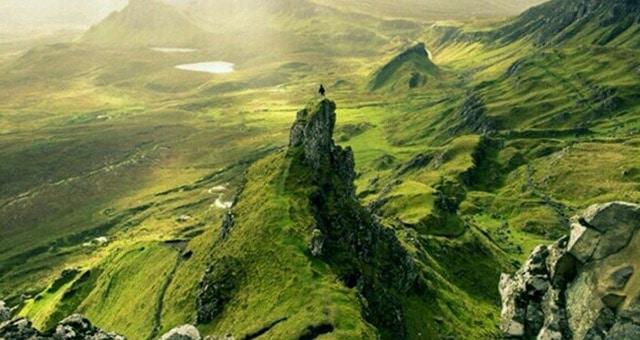 苏格兰skye岛自驾游