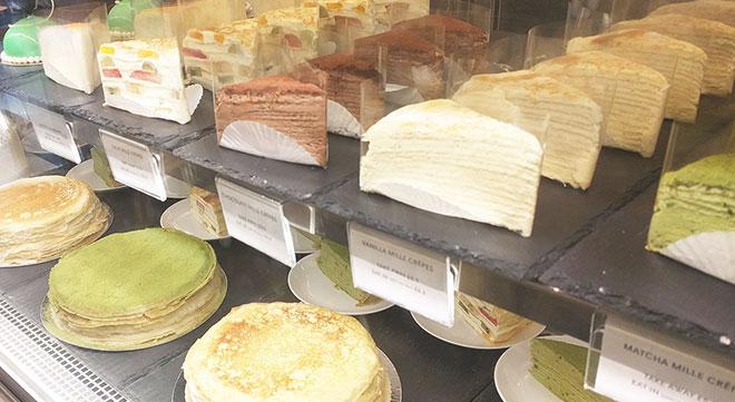 伦敦日式甜品店 Kova Patisserie