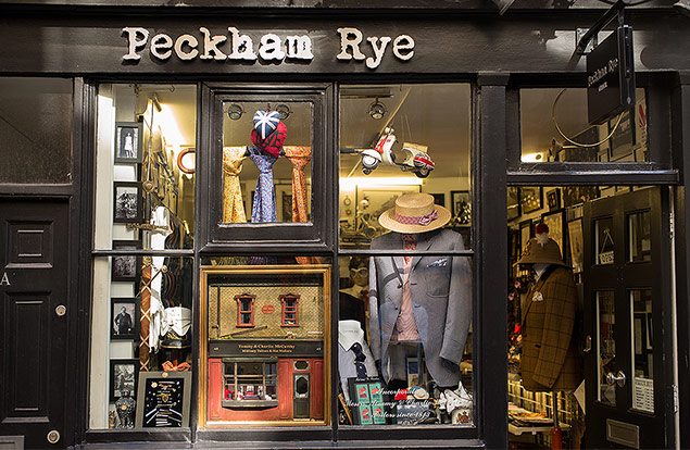 Peckham Rye 位于伦敦 Newburgh Street