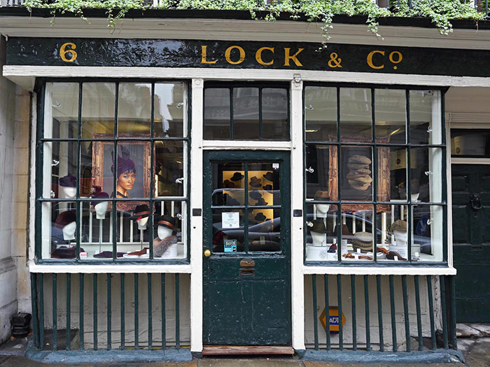 Lock & Co. 帽子店门店
