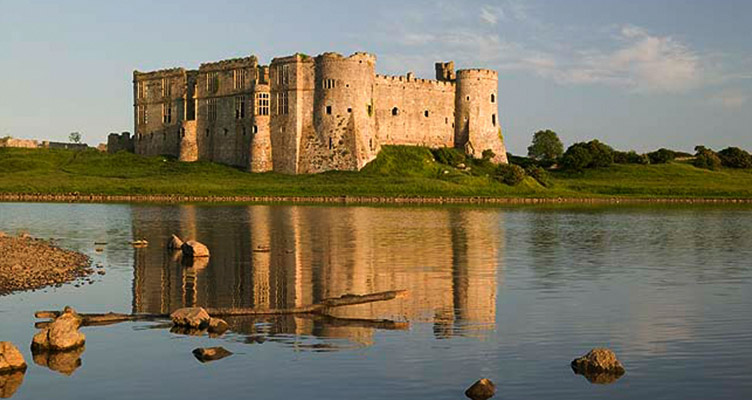Carew Castle 卡鲁城堡