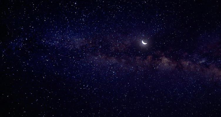 在英国看星星
