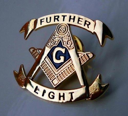共济会徽章
