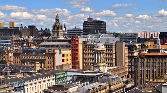 Glasgow 景色