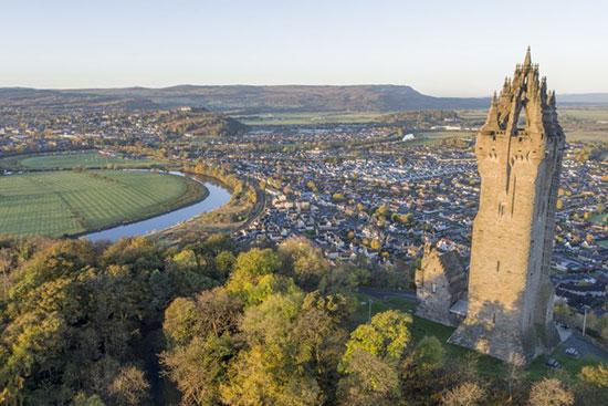Stirling 的景色