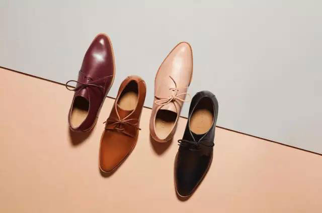 everlane modern oxford 鞋子爆款