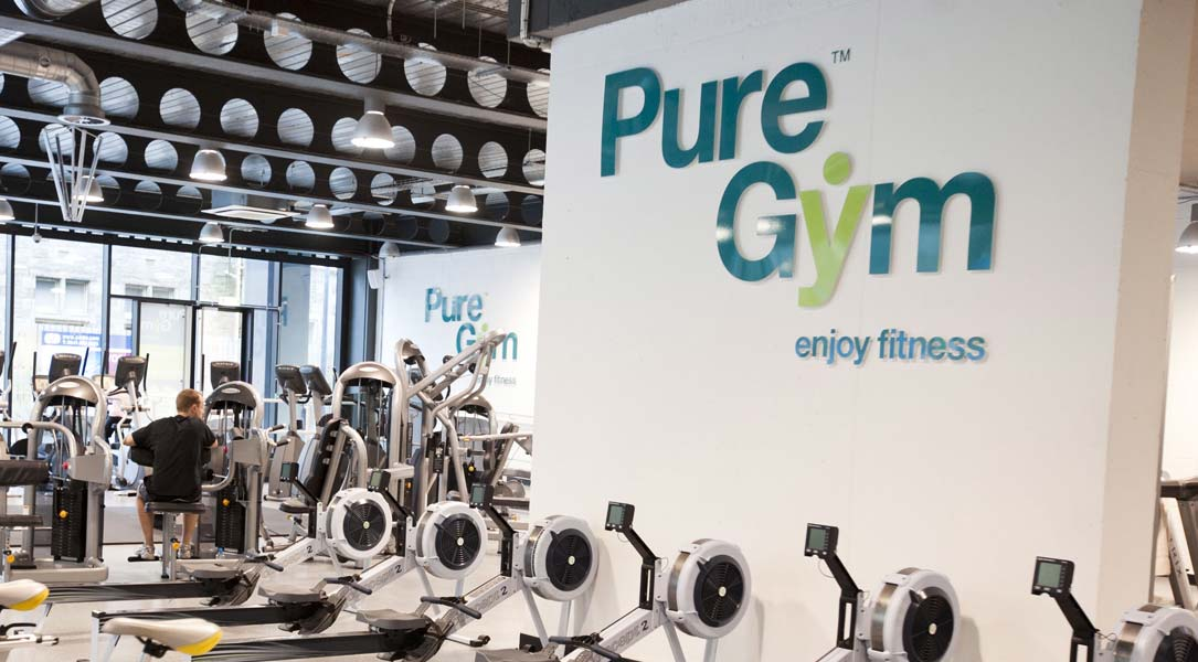 PureGym Sheffield City Centre South