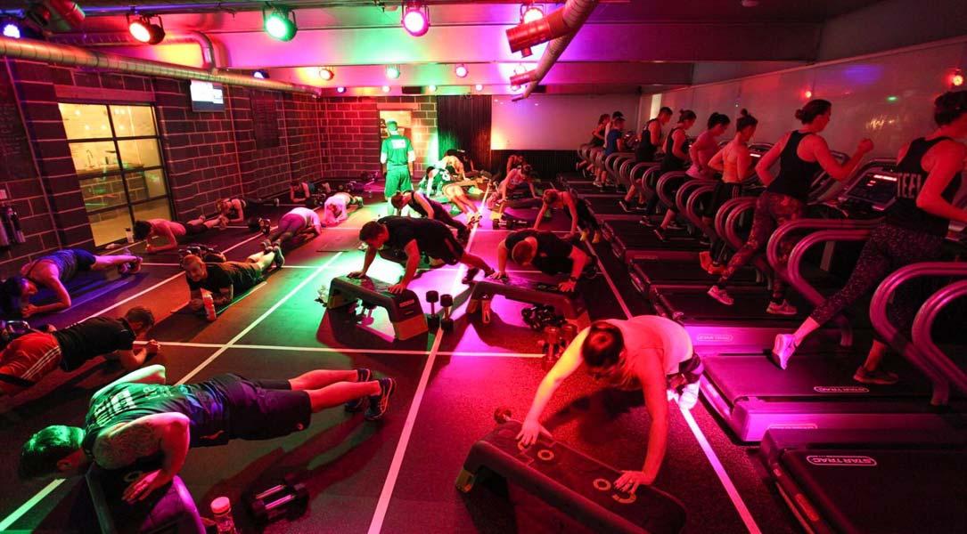 谢菲尔德 TRIB3健身房