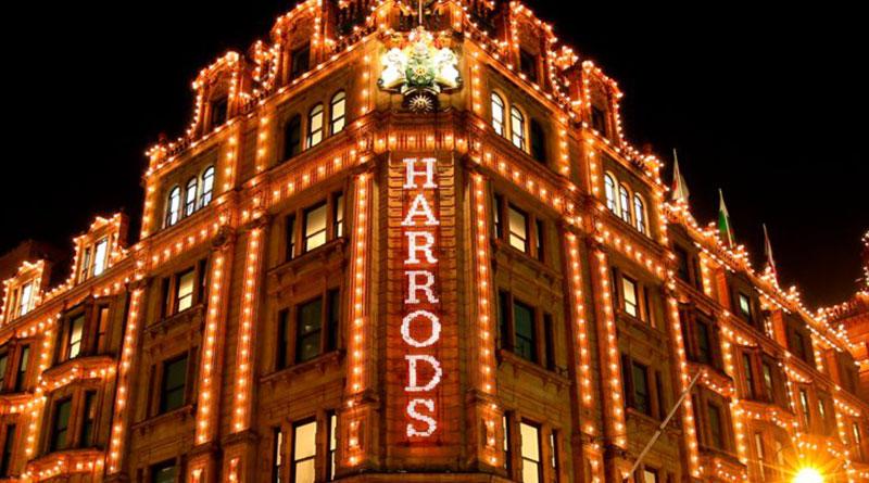 Harrods London 店面