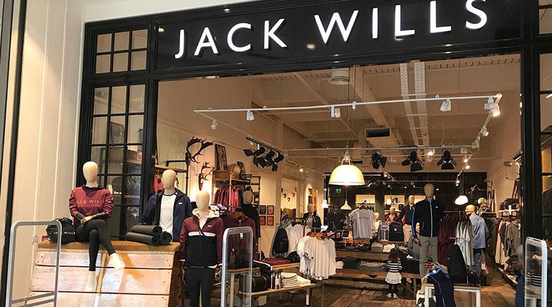 英国学院品牌Jackwills