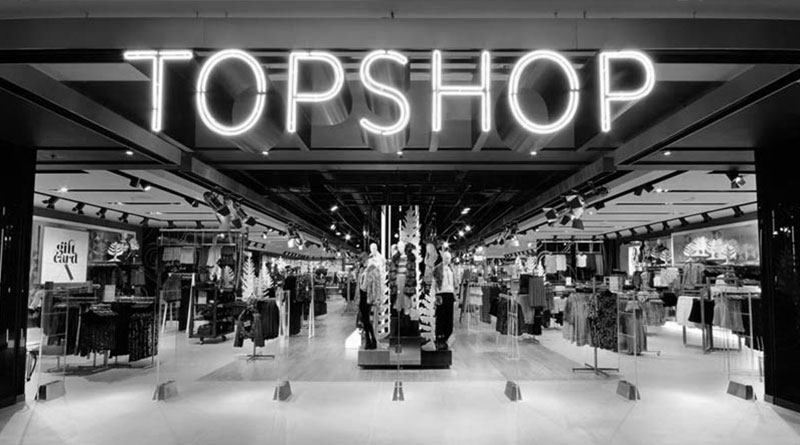the top shop 店面