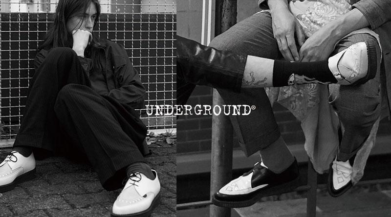 Underground Shoe