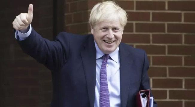 英国新首相鲍里斯