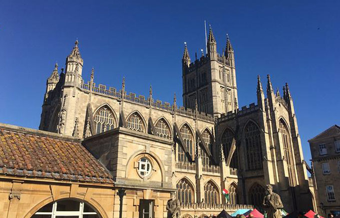巴斯教堂Bath Abbey