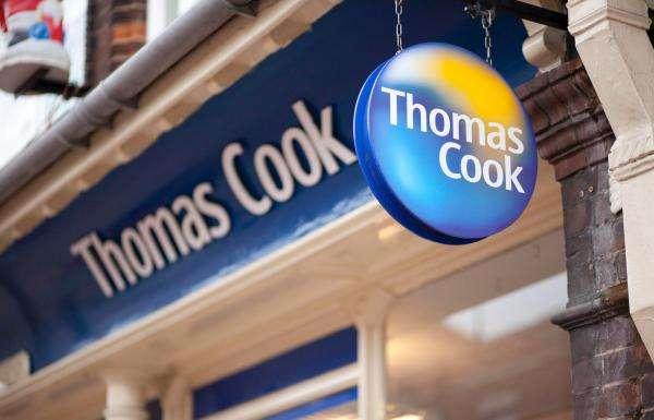 Thomas Cook 招牌