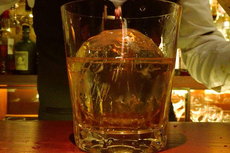 一杯真正的苏格兰威士忌