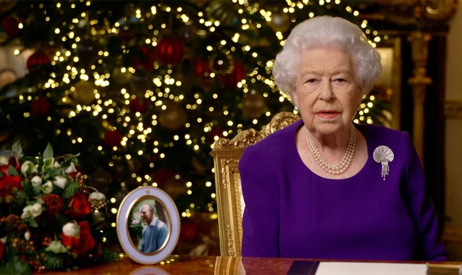 英国女王伊丽莎白二世的圣诞致辞