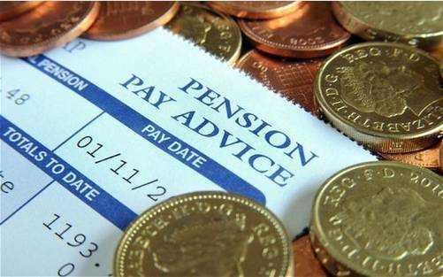 英国养老金