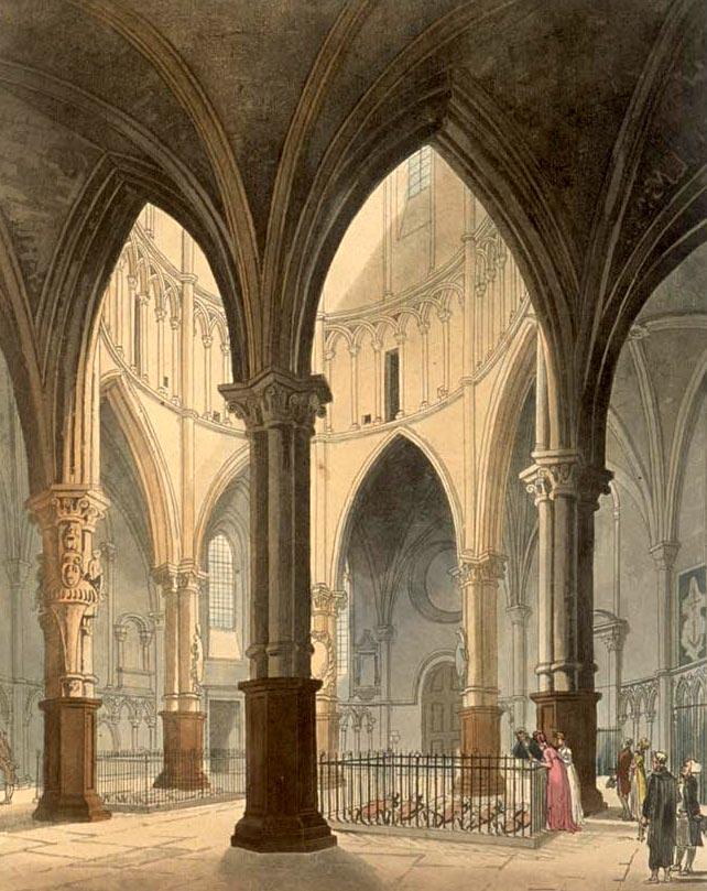 伦敦圣殿教堂