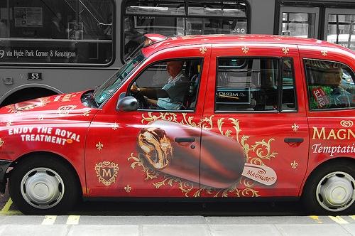 伦敦计程车