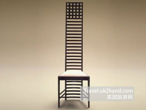 Chair Design for Hill House